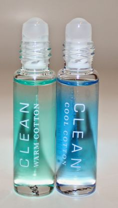 Clean Warm Cotton & Cool Cotton Dual Ended Rollerball