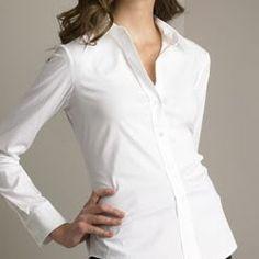 TIPS TO CHOOSE WHITE SHIRT FOR WOMEN