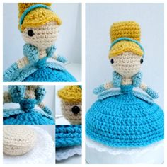 Cinderella Topsy Turvy Doll Pattern By Natalie Webster My Wide Eyed