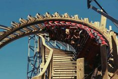 Hades 360 - Mt. Olympus Water & Theme Park - USA  -  (2013) - Wooden Coaster