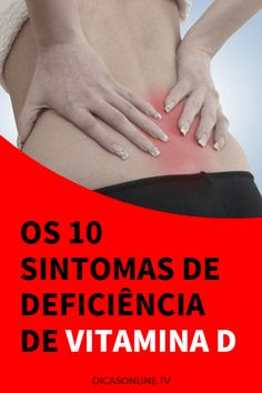 Deficiencia de vitamina d3
