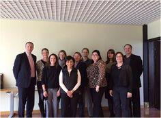 Con el Grupo INTRA (Intra-uterine Contraception for Nulliparous Women: Translating Research into Action)  en una reunión de expertos en  anticoncepción | Turku, Finlandia