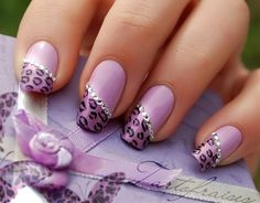 purple:) - Click image to find more nail art posts