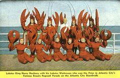 lobster beauty pageant! #JoesCrabShack