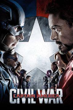 Watch Captain America: Civil War (2016) HD Movie Streaming