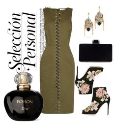 """Sexy And She Knows It"" by pixidreams ❤ liked on Polyvore featuring Parulina, Altuzarra, Dolce&Gabbana and Christian Dior"