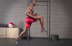 The No-Equipment, Total-Body Workout You Can Cram Into 13 Minutes | Men's Health