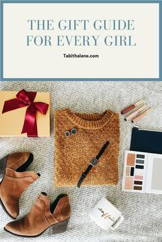 Holiday Gift Guide for Every Girl | Tabitha Lane - A Lifestyle & Travel Blog