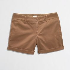 J.Crew Factory - Factory boyfriend short in broken-in chino July 4th only  use code SALE 40 Clear the clearance, extra 40% off clearance items