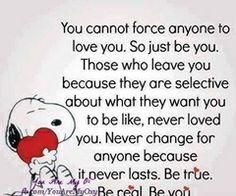 Just Be U ~