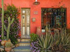 A little Santa Fe style entry...