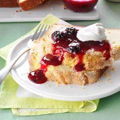 Four-Berry Spread Recipe