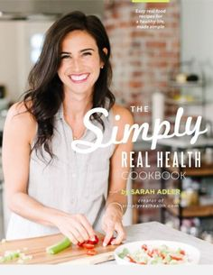 Welcome to Simply Real Health: a healthy life, made simple!