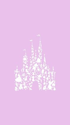 Disney Castle shared by on We Heart It Disney Pixar, Disney Rapunzel, Disney And Dreamworks, Disney Art, Flowery Wallpaper, Cute Wallpaper Backgrounds, Aesthetic Iphone Wallpaper, Chateau Disney, Adventure Time Wallpaper