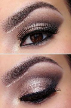 Boudoir Smokey #makeup