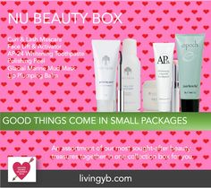 Looking for that perfect Valentine's Day gift? 6 of our most sought-after beauty treasures in one box. Curl & Lash Mascara-Enhances voluminous look of your eyelashes. Face Lift & Activator-Lifts & tightens face for a more youthful appearance. Whitening Toothpaste-Whitens teeth in days without peroxide. Polishing Peel-Clinically proven to be equivalent to a professional microdermabrasion session. Mud Mask-Exfoliates & rejuvenates damaged skin. Lip Plumping Balm-Gives your lips an instant…