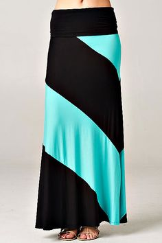 Maxi Skirt at Gypsy Soul Cowgirl! Plus sizes available also!