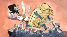 Liquidity in markets: Frozen   The Economist