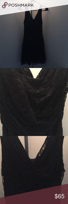 Selling this Express Black Lace Cocktail Dress on Poshmark! My username is: hjs223. #shopmycloset #poshmark #fashion #shopping #style #forsale #Express #Dresses & Skirts