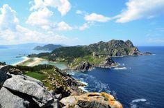 Les îles Cíes en Galice : L'Espagne comme vous ne l'avez jamais vue - Linternaute