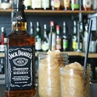 Jack Daniel's Slush by Suzanne McGuire- I used to love slurpees, but haven't had one in years.  Sounds like a lovely adult update.