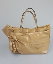 Valentino nude patent bow bag - the perfect size