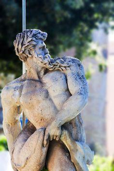 Statua del Dio Nettuno