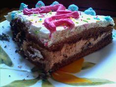 Kalli's blog: Εύκολη τούρτα γενεθλίων