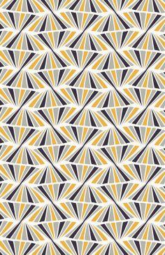 Pattern by Hannah Bureau
