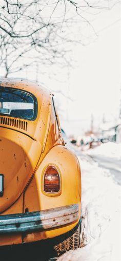 Bucharest Romania Iphone X Wallpaper Car Vw Beetle