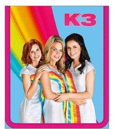 K3 Regenboog schoudertasje