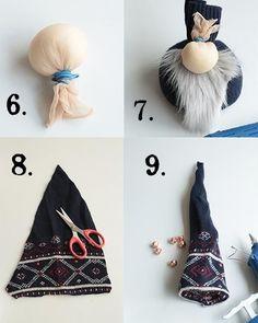 Nordic gnome DIY