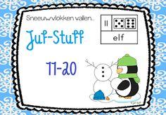 Juf-Stuff: Kleimatten winter 1-20