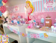 Princess Aurora, SLeeping Beauty Birthday Party Ideas | Photo 1 of 18 | Catch My Party