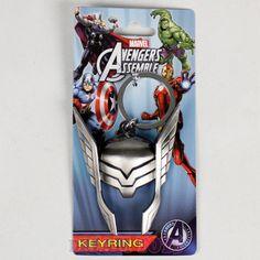 Jelfis.com - Marvel Avengers Assemble Thor Helmet Pewter Keychain - Key Ring God of Thunder, $6.99 (http://www.jelfis.com/marvel-avengers-assemble-thor-helmet-pewter-keychain-key-ring-god-of-thunder/)