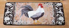 Vintage Rooster Kitchen Floor Runner Collections Etc http://www.amazon.com/dp/B00MJNOJ94/ref=cm_sw_r_pi_dp_sDOMwb10J9E2E