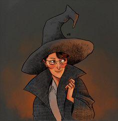 Fan Art Harry Potter - Les profs - Page 3 - Wattpad Harry Potter Fan Art, Harry Potter Universal, Harry Potter Fandom, Harry Potter World, Harry Potter Characters, Lily Evans, Illustrations Harry Potter, Ballet, Fantastic Beasts
