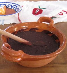 mole poblano ~ for when there is no time to make the mole from scratch