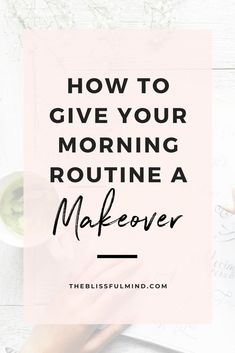 Do you need a morning routine makeover? If mornings feel like the most stressful part of the day, it's time for a morning routine refresh. Here are 5 tips to help you create a better morning routine! Beauty Routine Schedule, Routine Quotes, Routine Chart, Self Care Routine, Morning Yoga Routine, Healthy Morning Routine, Morning Habits, College Morning Routine, Evening Routine