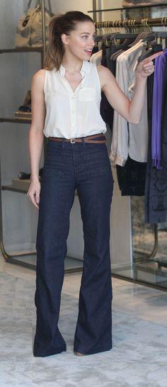 Amber Heard - MiH jeans