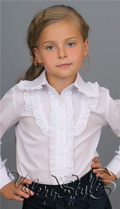 e1d2c064fd3 школьные блузки  лучшие изображения (17)