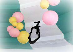 Meg's Cirque Du Bebe | CatchMyParty.com