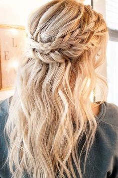 Fancy Updos for Medium Length Hair ★ See more: http://lovehairstyles.com/fancy-updos-for-medium-length-hair/ #updosforlonghair