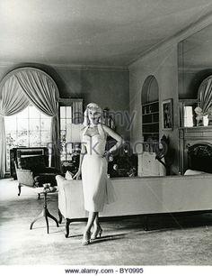 DIANA DORS (1931-1984) English film actress -