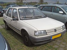 Peugeot 309 1985 —WAs a good one loved it...