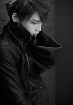 Kim Jae-Joong (김재중) - Born: January 26, 1986. Korean singer, actor, songwriter  director. He was one of the original members of boy band TVXQ  is in the korean pop group JYJ. He has played in: Time Slip Dr Jin, Protect the Boss, Sunao ni Narenakute, Heaven's Postman,  Jackal is Coming.
