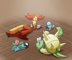 Chillin With the Kalos Bros