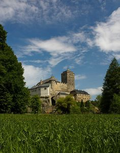 Kost Castle in Northern Bohemia, Czech Republic