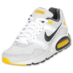 Don't get caught without your pair of Nike Air Max Navigates. Features a leather upper for comfort and durability and a Max Air unit for maximum impact protection. Great taste in footwear for all season