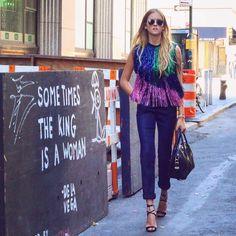 Valentina Ferragni in the GUESS Christa Wrap-Around Heels  #LoveGUESS
